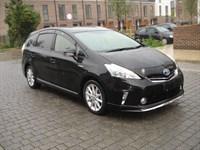 Used Toyota Prius+ HYBRID 12 1.8 VVT-i BIMTA AUTO AC 5 SEATER PCO DVD/GPS/CAMERA FRESH IMPORT
