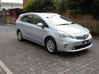 Used Toyota Prius+ HYBRID 1.8 VVT-i BIMTA AUTO AC 7SEATER PCO DVD/GPS/CAMERA FRESH IMPORT