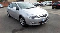 Used Vauxhall Astra EXCLUSIV
