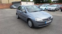 Used Vauxhall Corsa CLUB 16V