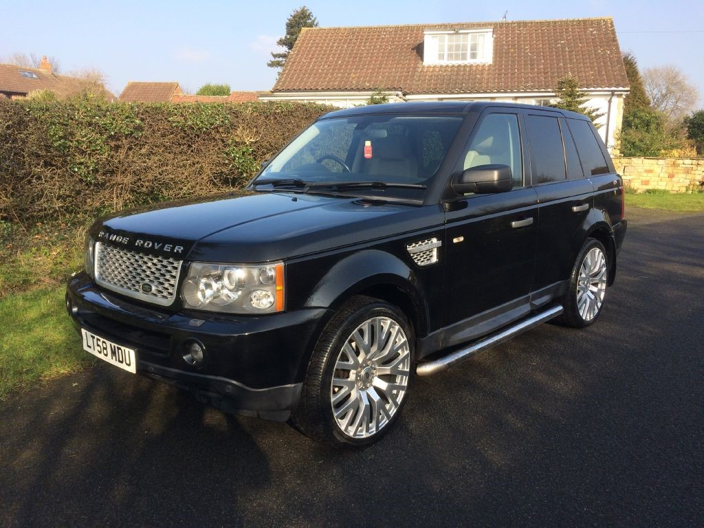 used land rover range rover sport for sale tring hertfordshire. Black Bedroom Furniture Sets. Home Design Ideas