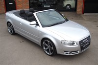 Used Audi A4 TDI CABRIOLET S LINE - AA INSPECTED