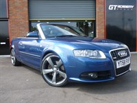 Used Audi A4 T FSI S LINE SPECIAL EDITION 19 INCH RS ALLOYS++