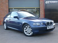 Used BMW 316ti ES JUST 2 OWNERS WITH FSH