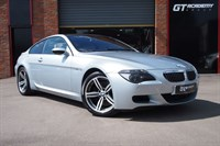 Used BMW M6 5.0 V10 SMG MASSIVE SPEC - FSH - CARBON ROOF