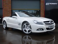 Used Mercedes SL350 SL350 1 OWNER SPORT PACK + PANORAMIC ROOF