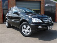 Used Mercedes ML270 CDI SPECIAL EDITION 7 SEATER+FSH+ LOW MILEAGE