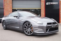 Used Nissan GT-R PREMIUM EDITION 550BHP WITH NISSAN WARRANTY