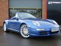 Used Porsche 911 3.6 CARRERA 4 PORSCHE FSH+ SAT NAV+ PASM