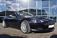 Used Aston Martin DB9 Volante 2dr FULL ASTON SERVICE HISTORY