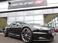 Used Aston Martin DBS V12 2dr Touchtronic Auto CARBON BLACK EDITION