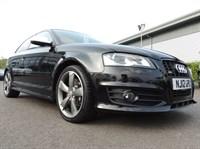 Used Audi S3 S3 Quattro Black Edition 3dr S TRONIC - SAT NAV