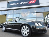 Used Bentley Continental GTC W12 2dr Auto DRIVE THE DREAM