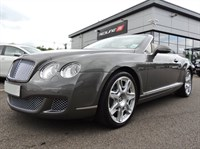 Used Bentley Continental GTC W12 2dr Auto MULLINER PCK STUNNING ONLY 8K