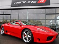 Used Ferrari 360 3.6 Modena 2dr JUST ARRIVED STUNNING