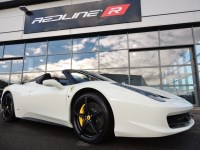 Used Ferrari 458 Spider 2dr Auto VAT Q & A LIST PRICE OF £253K