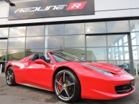 Used Ferrari 458 Spider 2dr Auto Spyder With Navigation