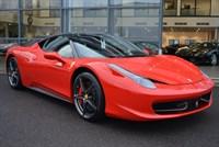 Used Ferrari 458 Italia 2dr HUGE SPEC + 360PHOTO