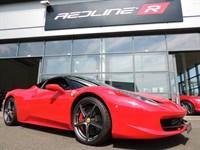 Used Ferrari 458 Italia 2dr Auto HUGE SPEC INC INT CARBON PACK