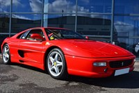 Used Ferrari F355 3.5 Berlinetta 2dr  + 360PHOTO