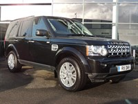 Used Land Rover Discovery 2.7TD TDV6 Panel Van 4WD COMMERCIAL SDV6 255