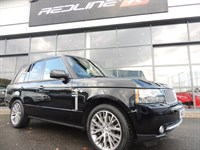 Used Land Rover Range Rover TDV8 Autobiography Black 4dr Auto