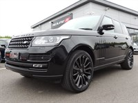 Used Land Rover Range Rover TDV6 Vogue 4dr Auto PANO ROOF, 22 & BLCK PCK