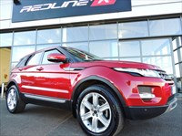 Used Land Rover Range Rover Evoque SD4 Pure 5dr Pano Roof, Rear Cam + More...