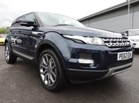 Used Land Rover Range Rover Evoque TD4 Prestige 5dr PANO ROOF + 20 Alloys