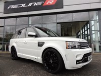 Used Land Rover Range Rover Sport SDV6 HSE 5dr Auto OVERFINCH KIT & 22 ALLOYS