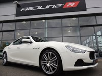 Used Maserati Ghibli V6d 4dr Auto GREAT SPEC PLEASE CALL