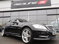 Used Mercedes S600 S CLASS L 4dr 4 seat Merecedes S600