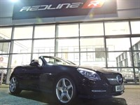Used Mercedes SLK350 SLK BlueEFFICIENCY AMG Sport Edition 125 2dr 7G-Tronic Plus