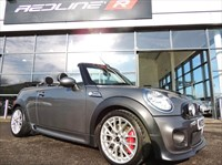 Used MINI Convertible Sidewalk John Cooper Works 2dr