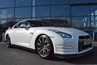 Used Nissan GT-R V6 2dr 550 RECARO EDITION + 360PHOTO