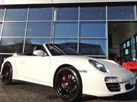 Used Porsche 911 Carrera S 2dr 997 C4 3.8 PDK CONVERTIBLE