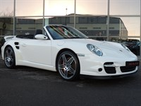 Used Porsche 911 Turbo 2dr 4WD GEN 2 LOW MILES & SPRTS CHRONO