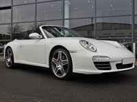 Used Porsche 911 3.8 Carrera 4 S 2dr 4WD HUGE SPEC