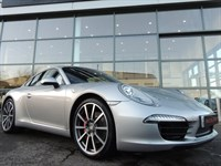 Used Porsche 911 Carrera S 2dr PDK SPORTS EXHAUST & 20 ALLOYS