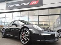 Used Porsche 911 S 2dr PDK 991 C2 SPORT EXHAUST