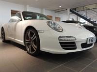 Used Porsche 911 S 2dr PDK CARRERA 4S TARGA + RARE