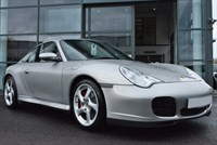 Used Porsche 911 3.6 Carrera 4 S Tiptronic 2dr