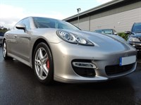 Used Porsche Panamera V8 4S 4dr PDK TURBO - RARE CAR