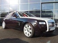 Used Rolls-Royce Ghost 4dr GLASS SUNROOF + REAR ENT