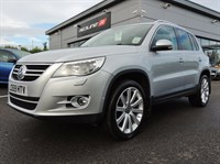 Used VW Tiguan TDi SE 170 5dr PANO ROOF & LTHR + MUCH MORE