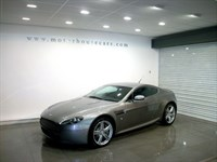 "Used Aston Martin Vantage V8 ""Low Mileage"""