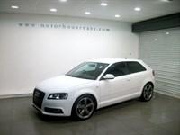 "Used Audi A3 ""6000 Miles"" TDI Black Edition S Tronic"