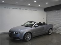 Used Audi A4 Cabriolet TFSI S Line Special Edition
