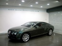 Used Bentley Continental GT W12