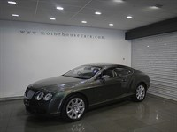 "Used Bentley Continental GT ""11 Bentley Service Stamps"""